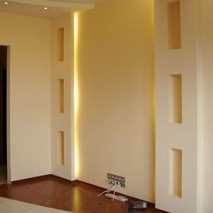 Внутренний ремонт квартир и домов в Твери 3000 руб. м. кв.