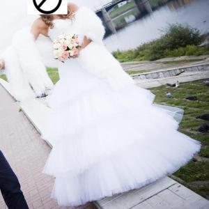 Продам   красивейшее,  эксклюзивное свадебное платье