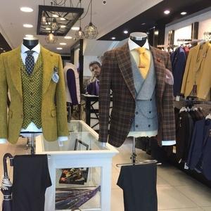 Франшиза стильной мужской одежды TM LIMITED