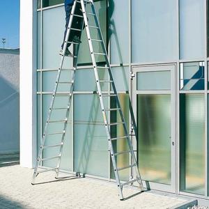 Алюминиевые лестницы различной комплектации и лучших производителей .