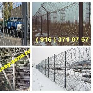 Монтаж заграждений Репейник ,  Шиповник ,  Акация в Твери