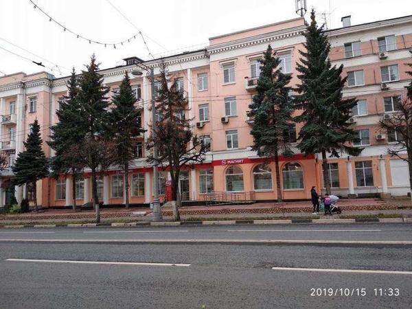 Гостиница «Селигер»,  Тверь.