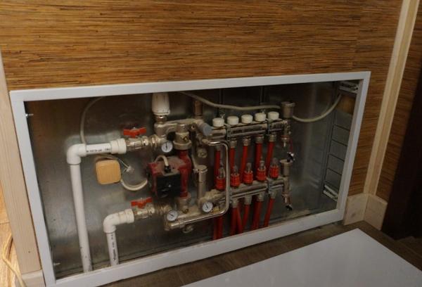 Монтаж отопления,  водоснабжение и канализация
