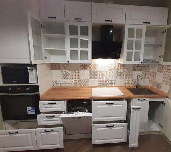 Кухни шкафы на заказ  3