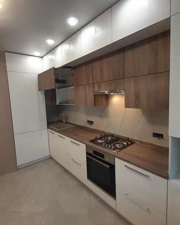 Кухни шкафы на заказ  5