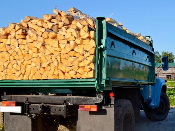 Доставка дров 4