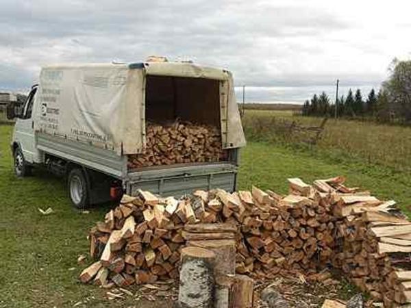 Доставка дров 5